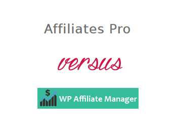 Comparing WP Affiliate Manager vs Affiliates Pro