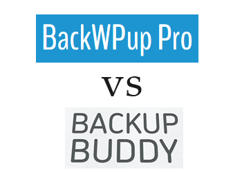 Comparing BackWPup vs Backup Buddy
