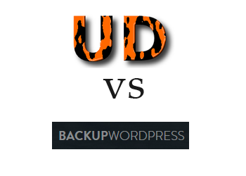 Comparing BackUpWordPress vs UpdraftPlus