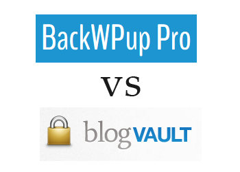 Comparing BackWPup vs blogVault