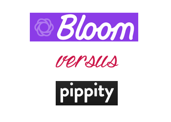 Comparing Bloom vs Pippity