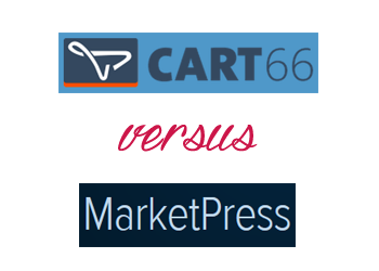 Comparing MarketPress vs Cart66 Cloud