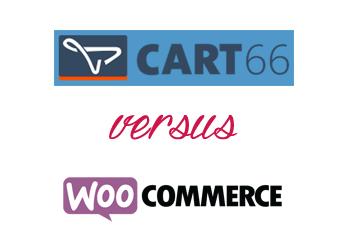 Comparing WooCommerce vs Cart66 Cloud
