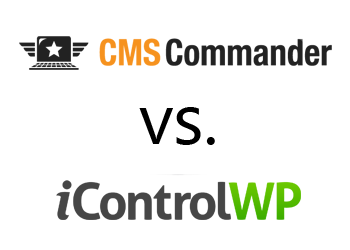 Comparing CMS Commander vs iControlWP