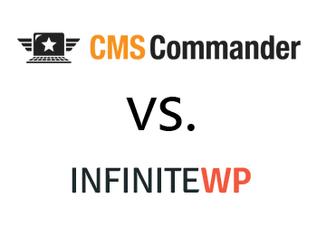 Comparing CMS Commander vs InfiniteWP