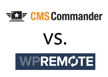 Comparing CMS Commander vs WP Remote
