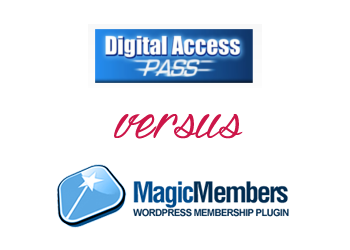 Comparing Magic Members vs Digital Access Pass