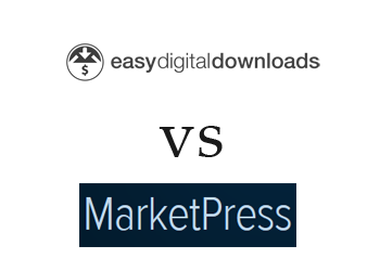 Comparing MarketPress vs Easy Digital Downloads