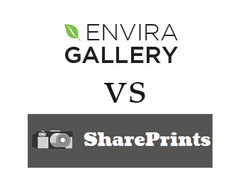 Comparing Envira Gallery vs SharePrints