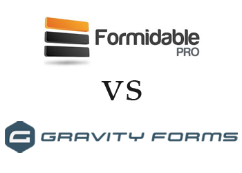 Comparing Gravity Forms vs Formidable Pro