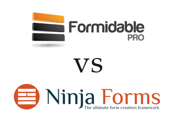 Comparing Formidable Pro vs Ninja Forms