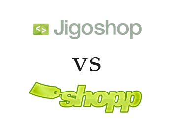 Comparing Jigoshop vs Shopp