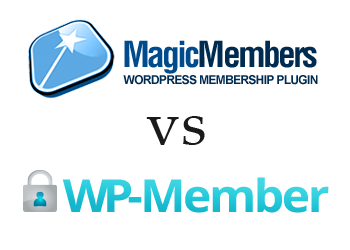Comparing Magic Members vs WP-Member