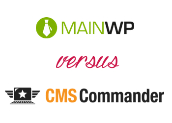 Comparing CMS Commander vs MainWP