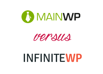 Comparing InfiniteWP vs MainWP