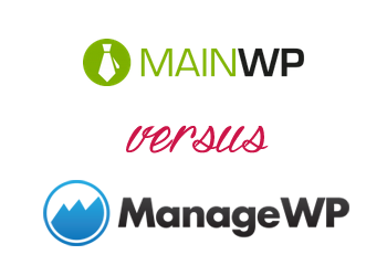 Comparing ManageWP vs MainWP