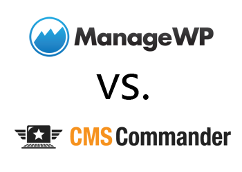 Comparing CMS Commander vs ManageWP