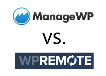 Comparing ManageWP vs WP Remote