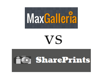 Comparing SharePrints vs MaxGalleria