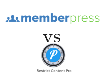 Comparing MemberPress vs Restrict Content Pro