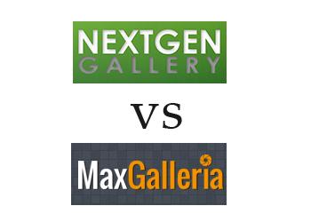 Comparing NextGen Gallery vs MaxGalleria
