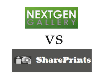 Comparing NextGen Gallery vs SharePrints
