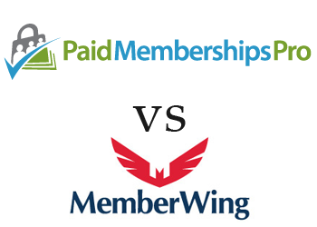 Comparing Memberwing vs Paid Memberships Pro