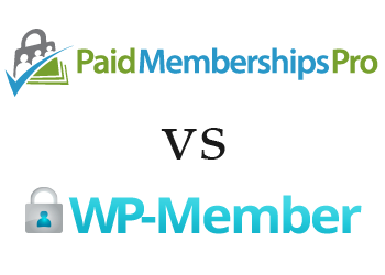 Comparing Paid Memberships Pro vs WP-Member