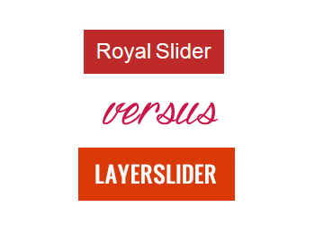Comparing LayerSlider vs RoyalSlider