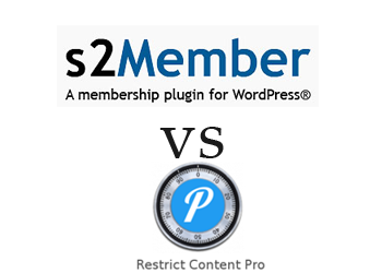 Comparing s2Member vs Restrict Content Pro