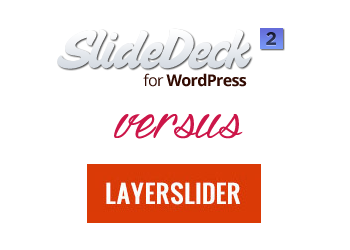 Comparing SlideDeck vs LayerSlider