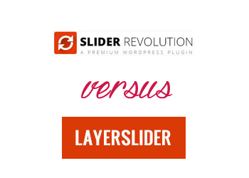 Comparing Slider Revolution vs LayerSlider