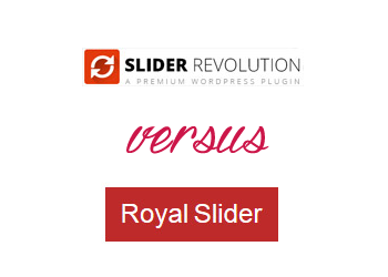 Comparing Slider Revolution vs RoyalSlider