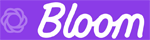 Bloom review logo