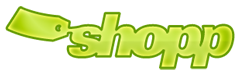 Shopp review logo