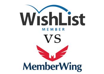 Comparing WishList Member vs Memberwing