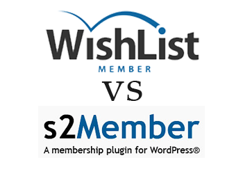 Comparing WishList Member vs s2Member