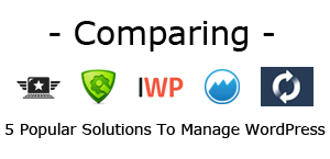 Comparing 5 WordPress managers